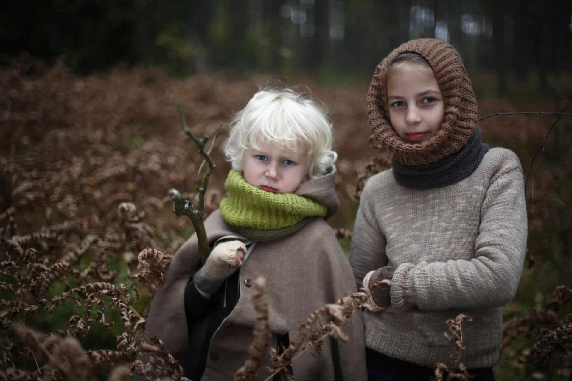 handmade textile scarfs