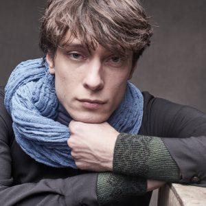 Handmade Wrist Warmers – 100% merino wool | BaltaBalta.com . textile scarf