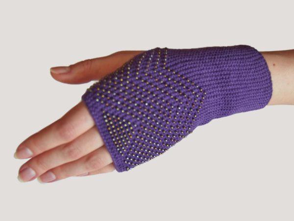Handmade Wrist Warmers – 100% merino wool | BaltaBalta.com