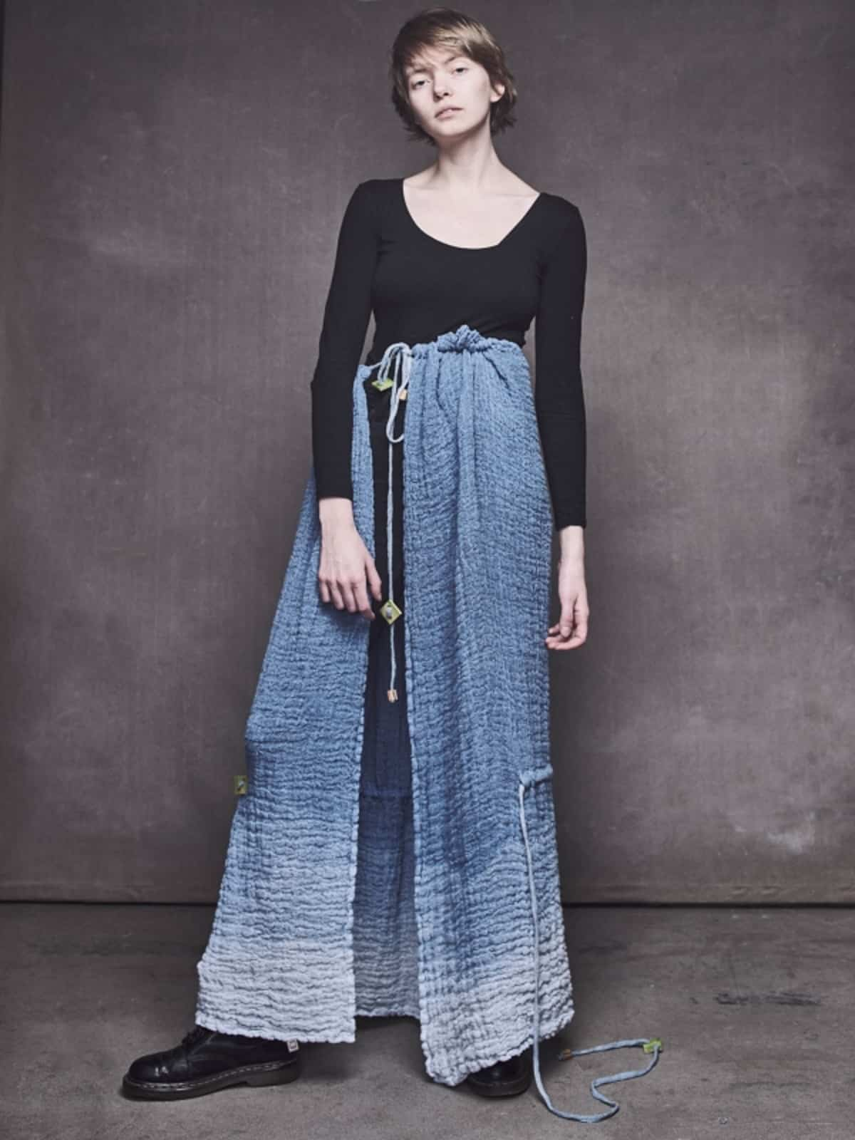 textiles skirt